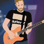 ryan niebuhr, guitar/vocals, revival