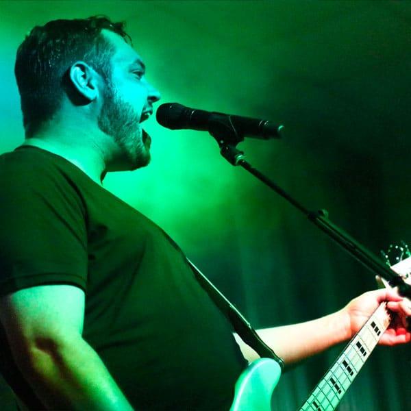 Brian Willke - Bass/Vocals