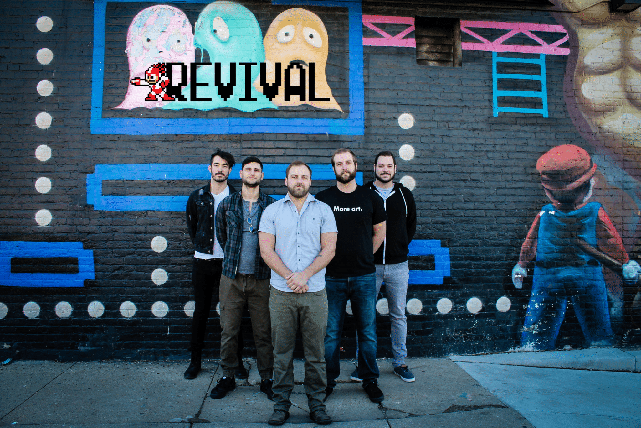 revival, revival the band, revival cover band