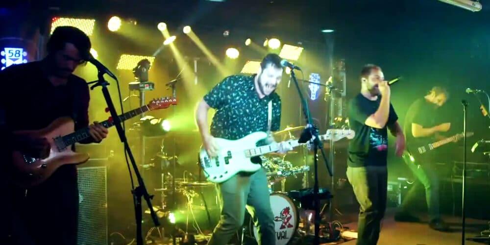 Music Videos, revival, band in kenosha
